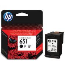 Tinteiro HP 651 C2P10AE Preto
